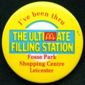 Essay on the filling station